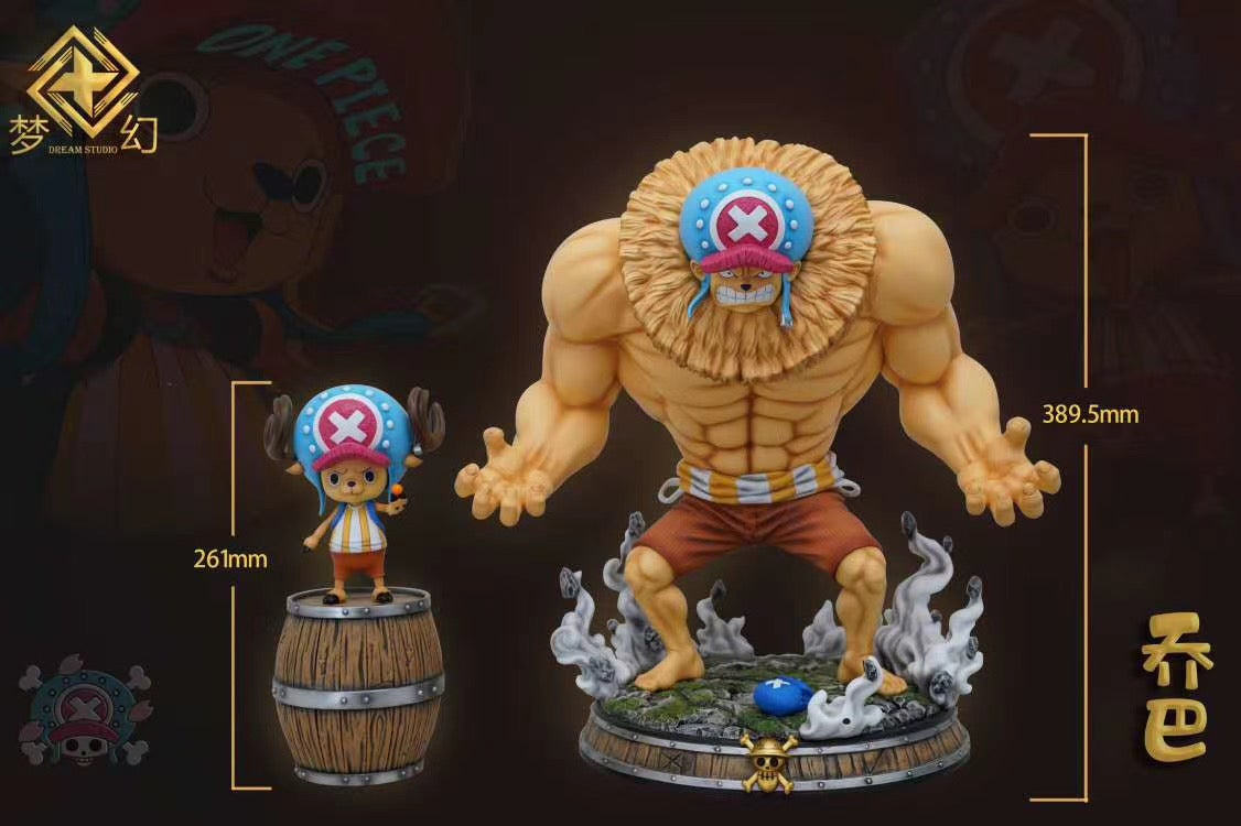 Image of [Pre-Order]One Piece Dream Studio Tony Tony Chopper resin