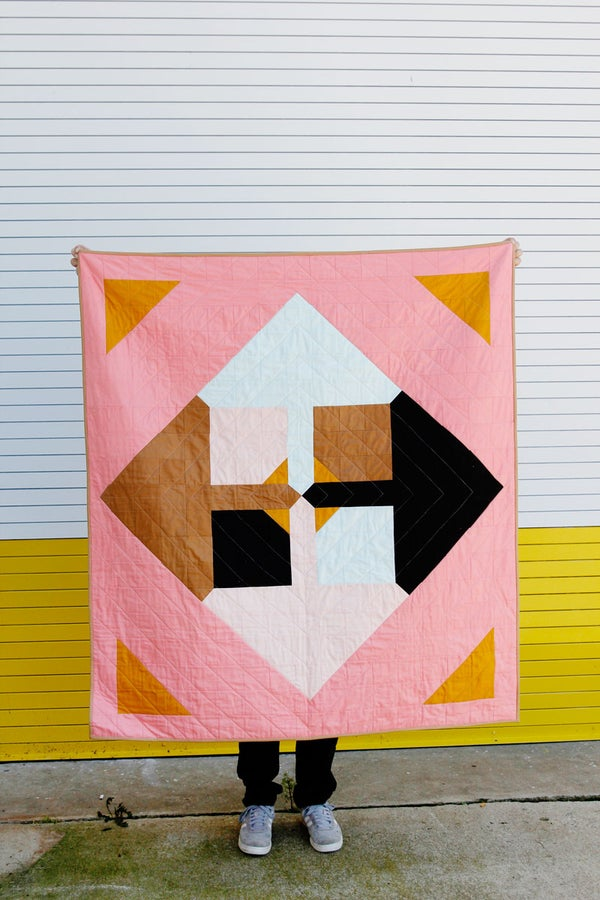 Image of the BANFF quilt pattern