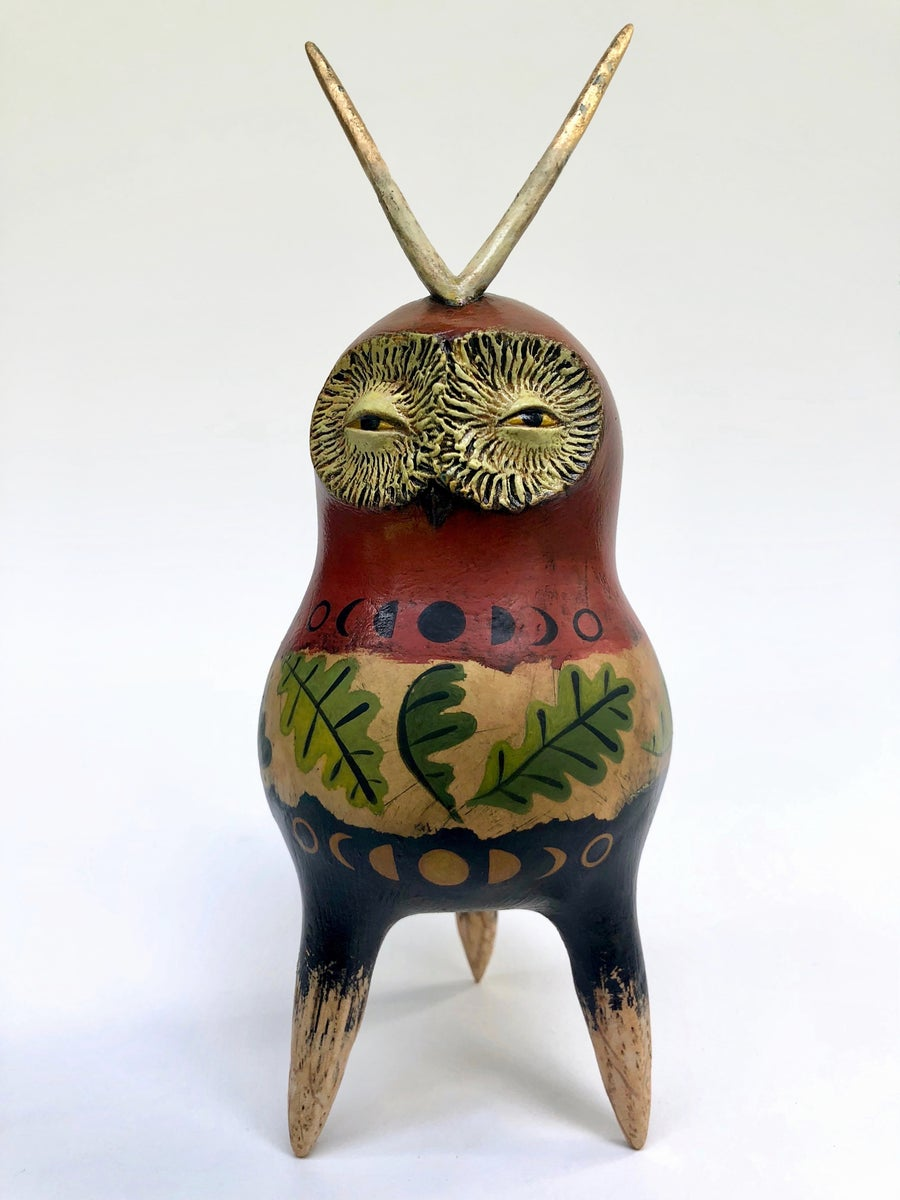 Image of Forest Owl- Kristen Egan