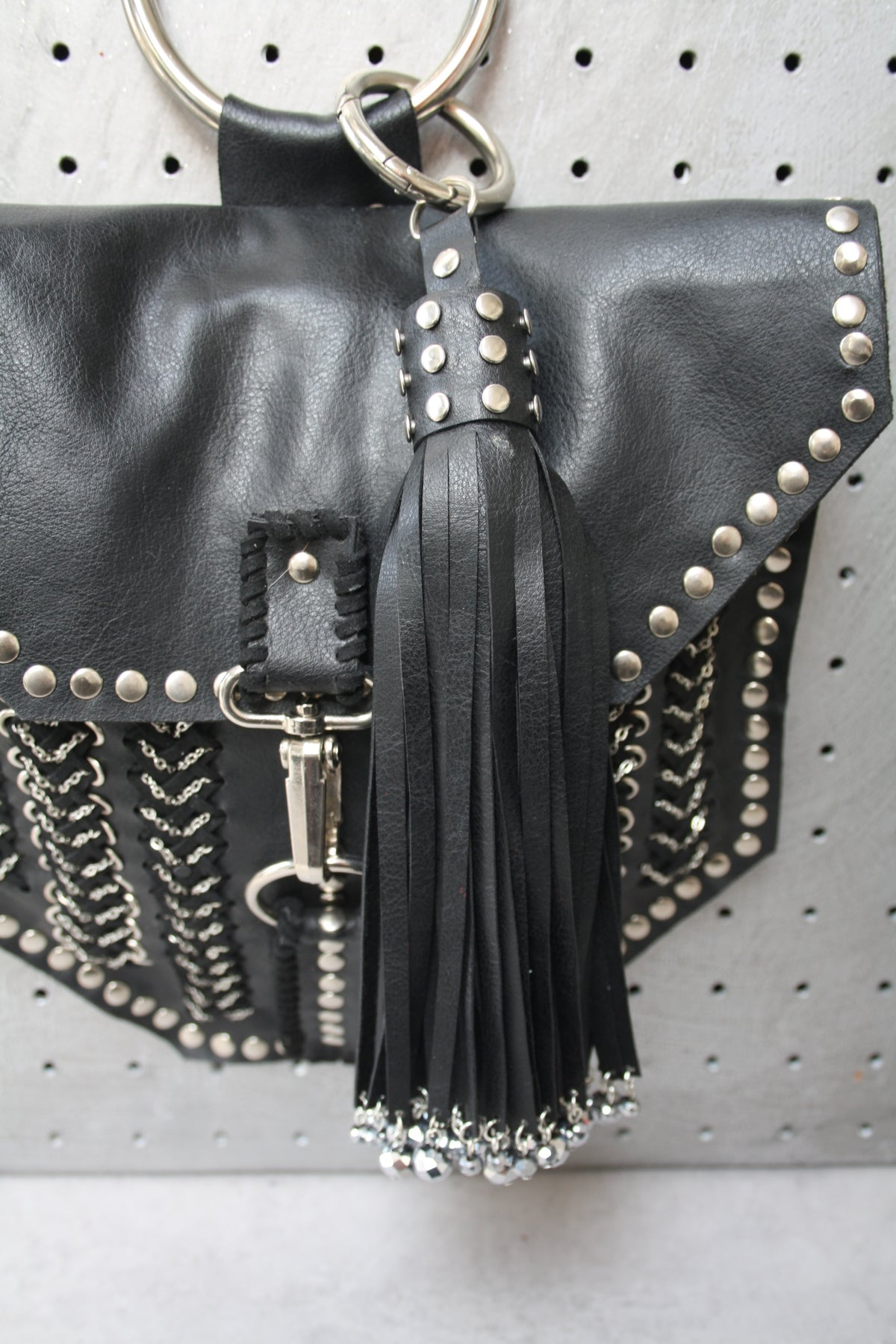 Image of Flogger bag charm
