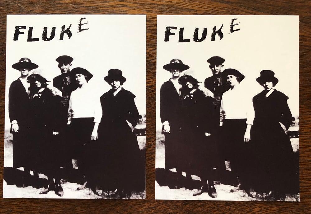 Image of Fluke Postcards
