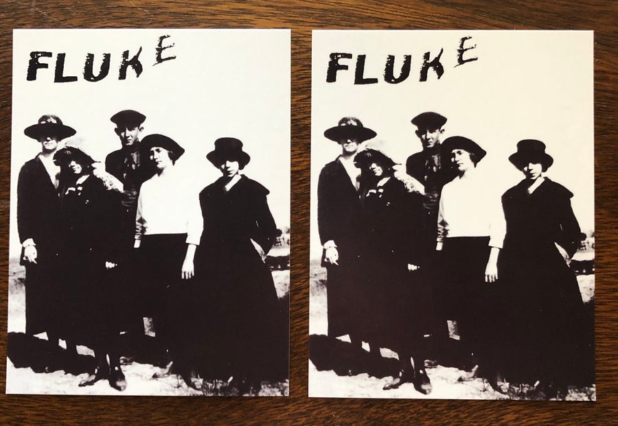 Image of Fluke Postcards