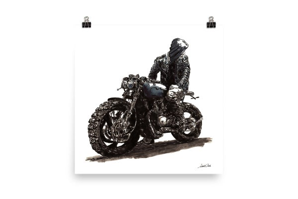 Image of Rider 3 | Art Print