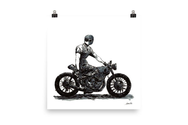Image of Rider 4 | Art Print