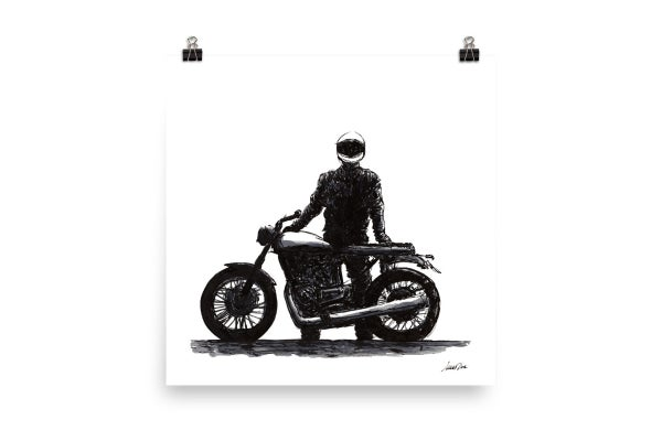 Image of Rider 7 | Art Print