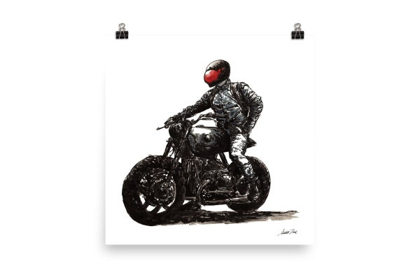 Image of Rider 9 | Art Print