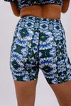 Recollect Print Cycling Shorts