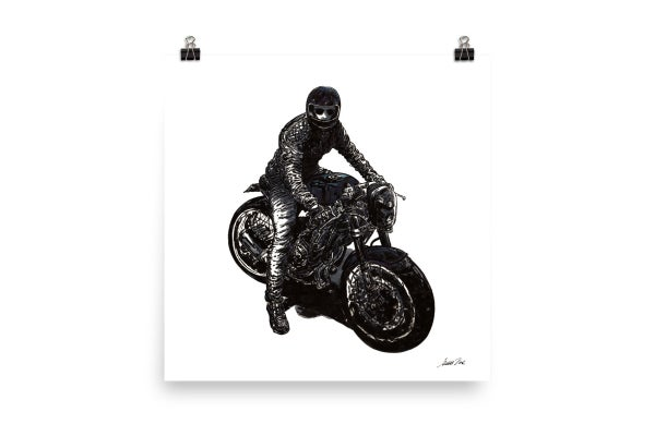 Image of Rider 10 | Art Print