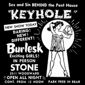 Image of Keyhole [Poster]