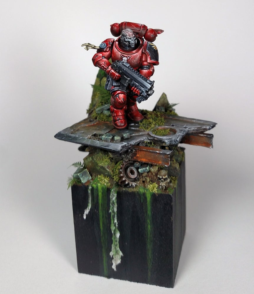 Image of Blood Angels Reaver