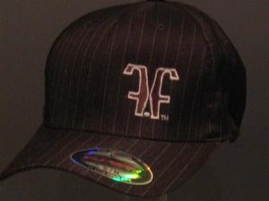 Image of FFM-6195P Logo Pinstripe