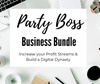 Party Boss Business Bundle: Starter Pack