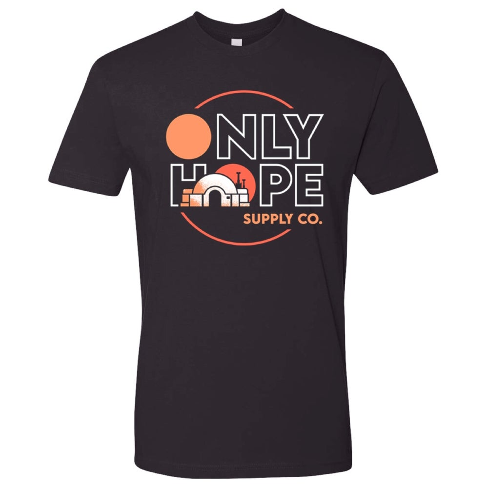Image of 'Only Hope' Logo Tee