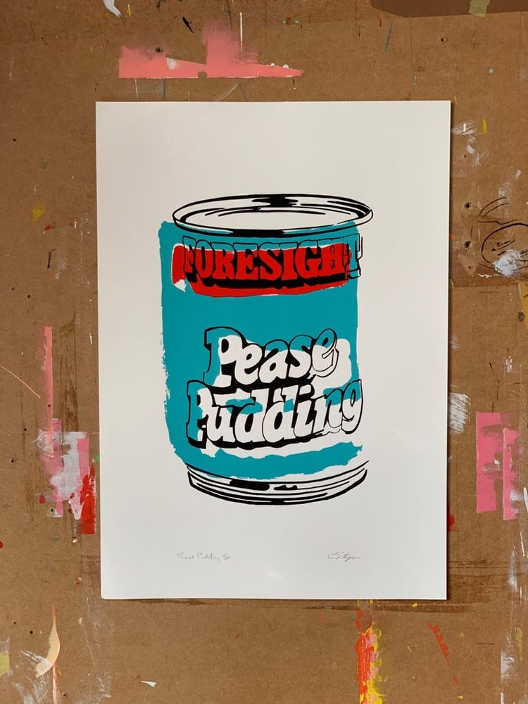 Image of Pease Pudding Misprint
