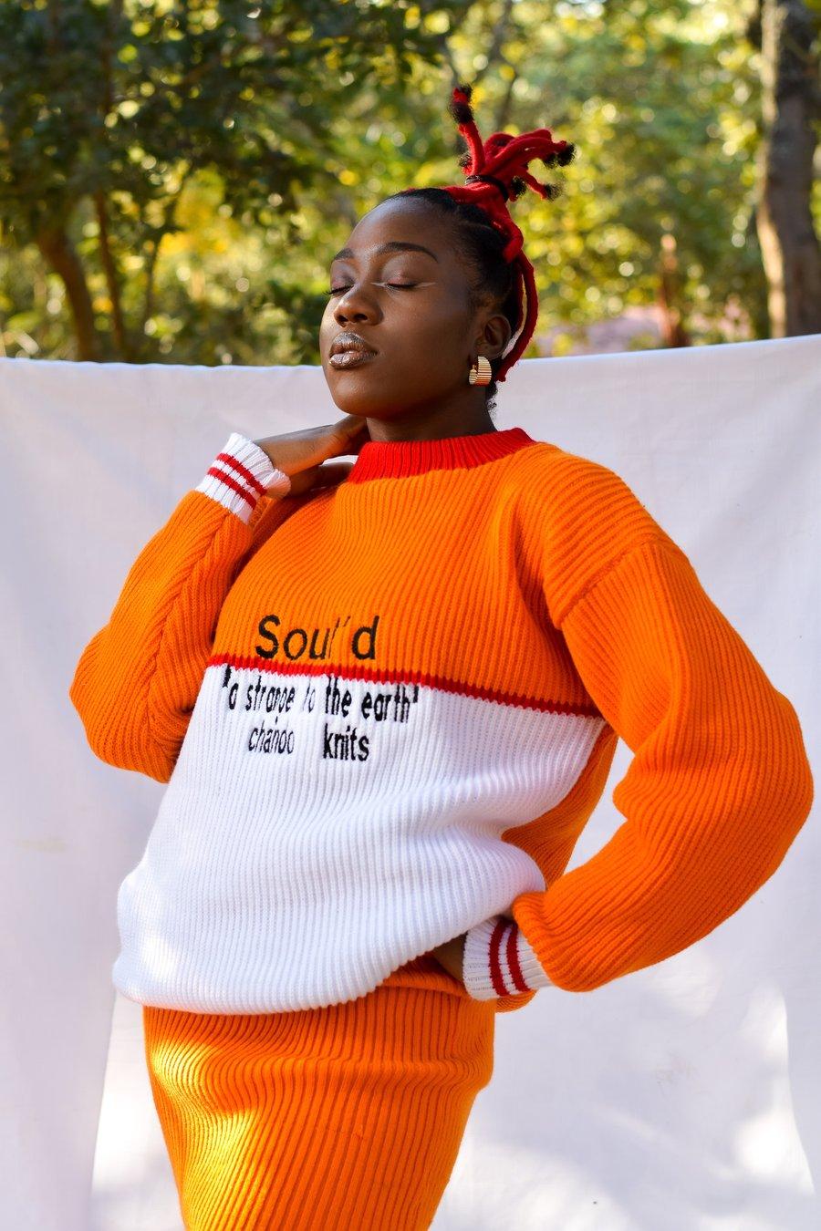 Image of Zveshinda Neshiri Sweater V2