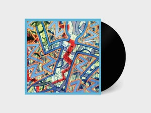 The Flying Luttenbachers - Incarceration By Abstraction (IMP010) LP
