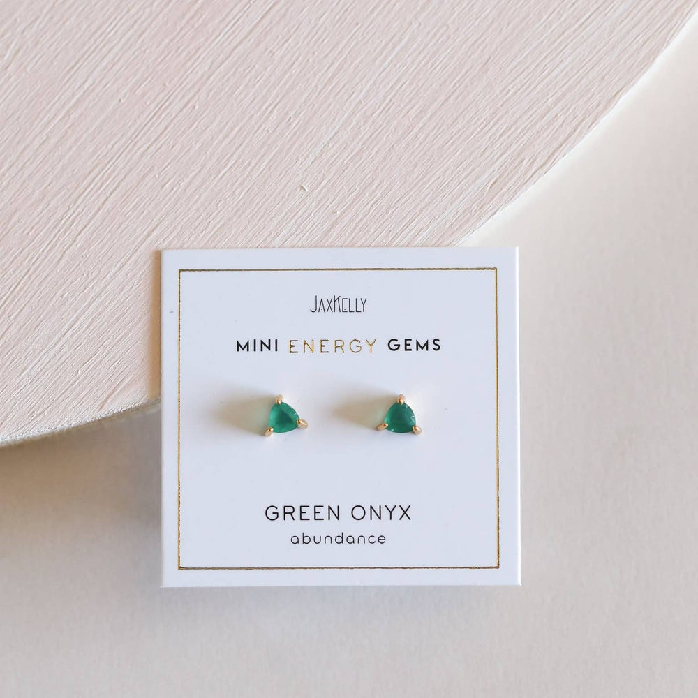 Image of Green Onyx Posts