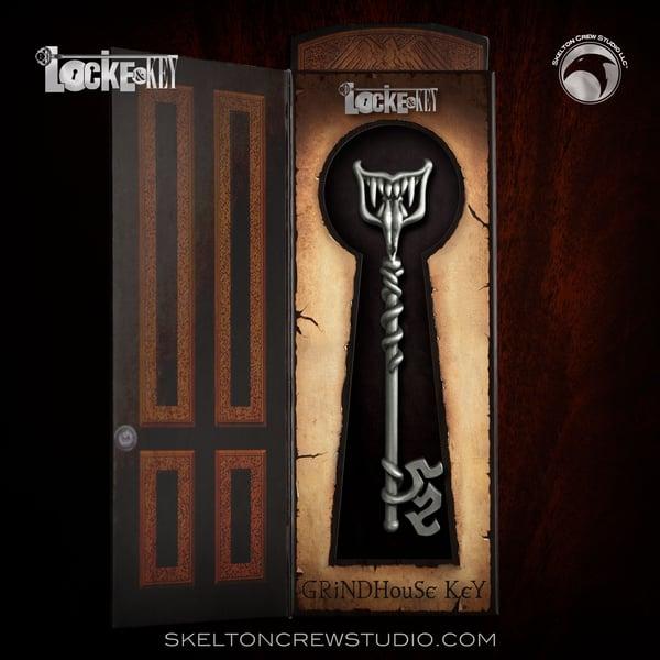Image of Locke & Key: Grindhouse Key!