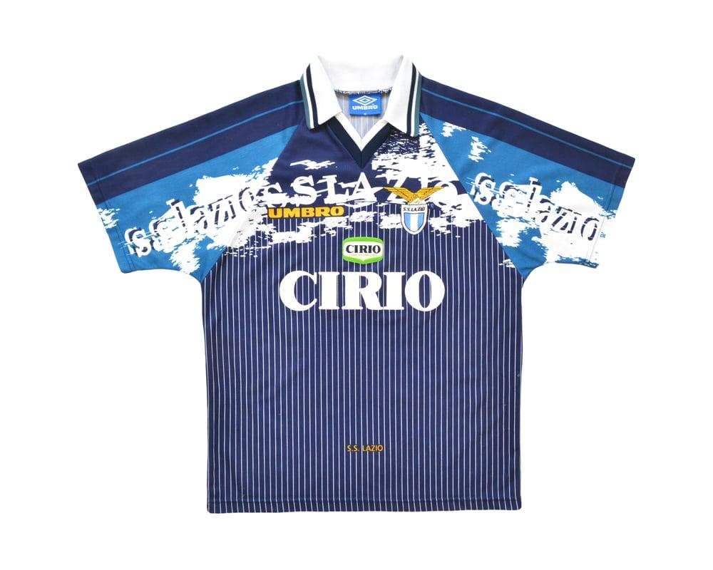 Image of 1996-97 Umbro Lazio Away Shirt M