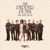 "Image of The Pepper Pots ""We must fight"" LP"