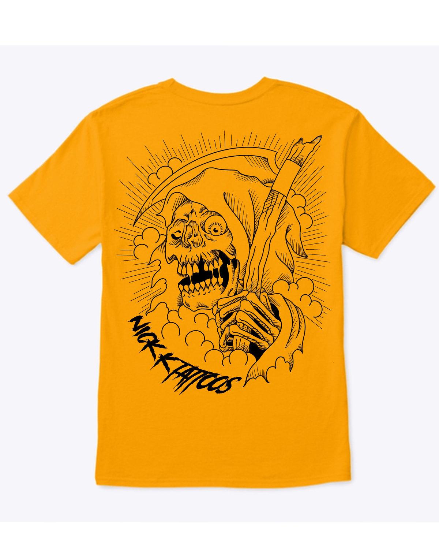 Reaper yellow