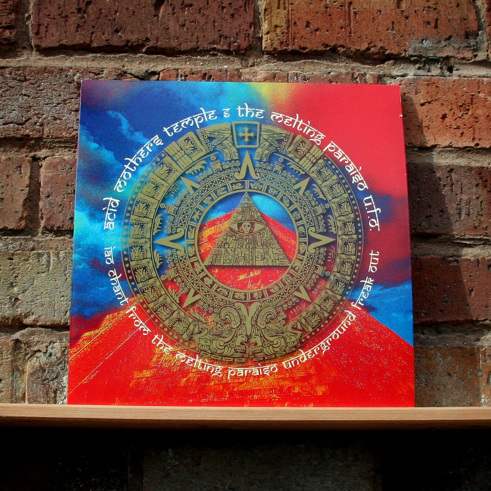 ACID MOTHERS TEMPLE 'IAO Chant From The Melting Paraiso UFO' Black Vinyl LP