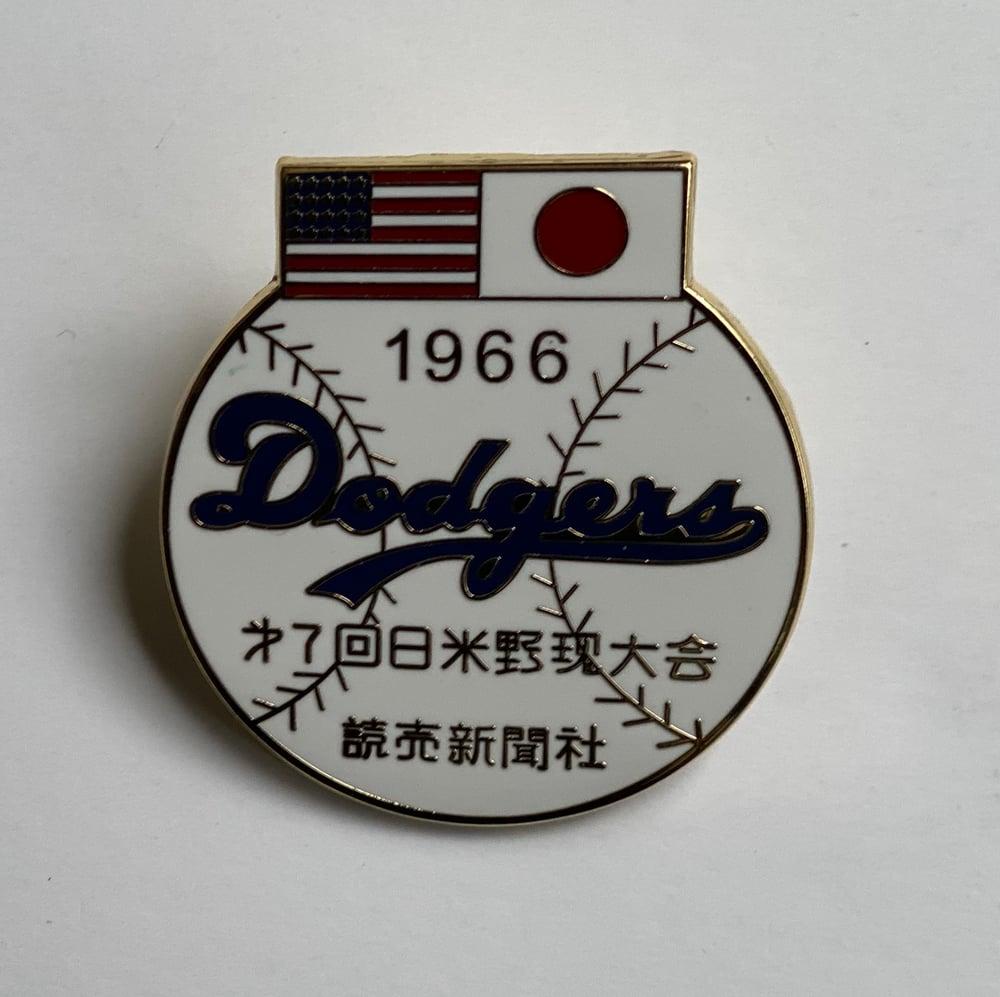 LA 1966 Japan Series Pin