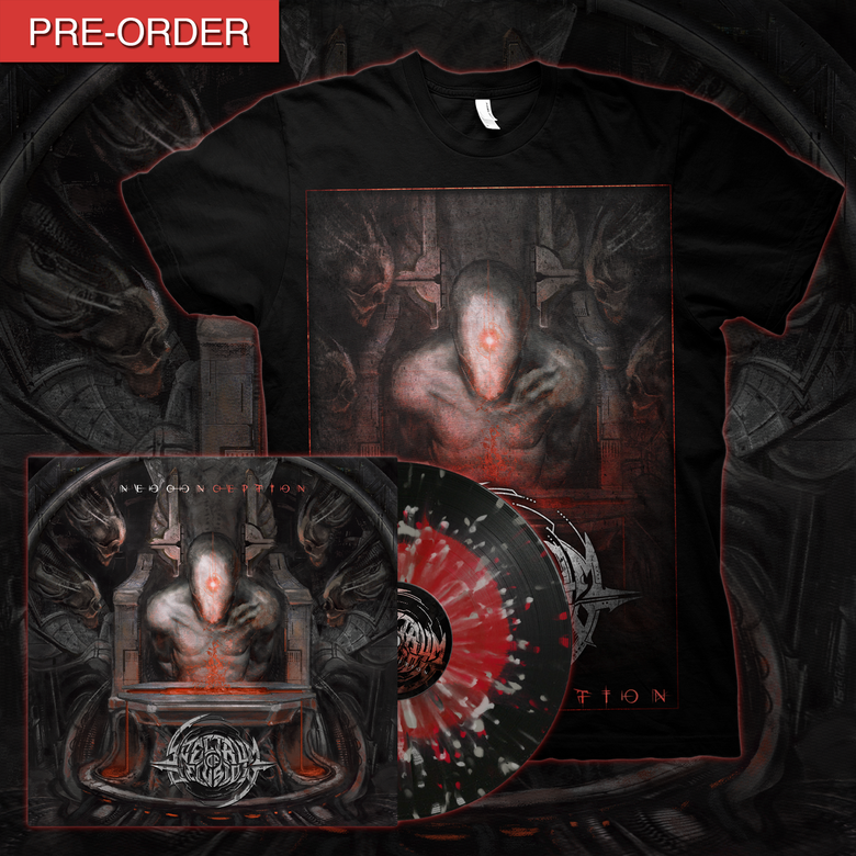 Image of SPECTRUM OF DELUSION - Neoconception | Torment LP Bundle