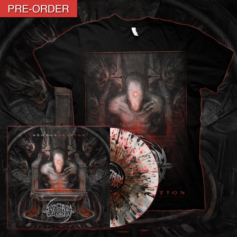 Image of SPECTRUM OF DELUSION - Neoconception | Destruction LP Bundle