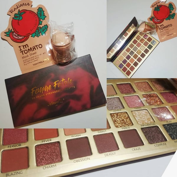 Image of Radiant Femme Fatale Beauty Bundle