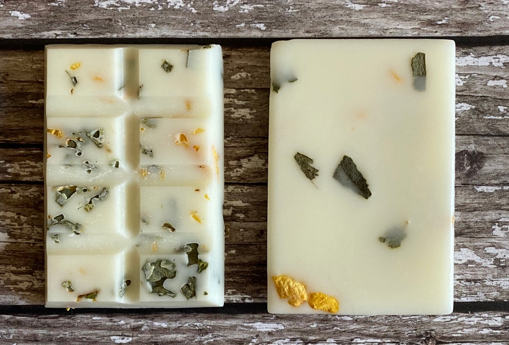 Image of Olive Tree Mini Wax Melt Bar