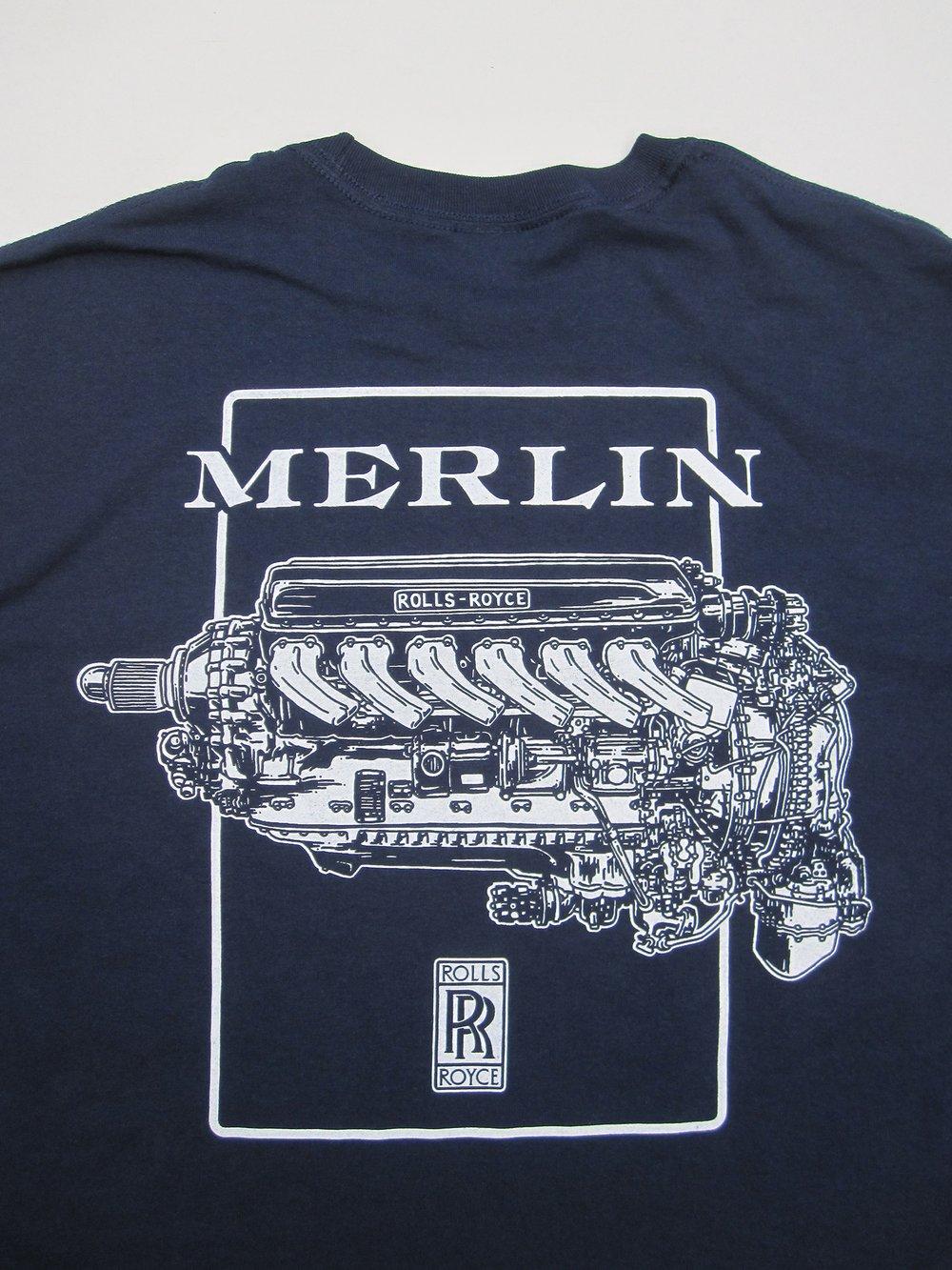"""Image of Horsepower IV """"merlin"""""""