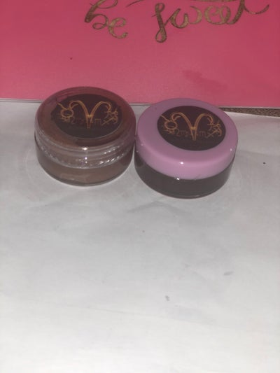 Image of Chocolate Royalty and Brown Sugar Lip Scrub and Glossy Lip Balm Set