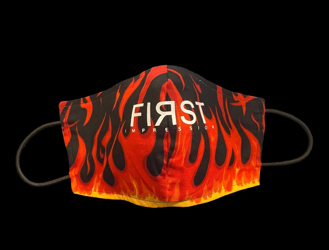 Image of FLAME MASK