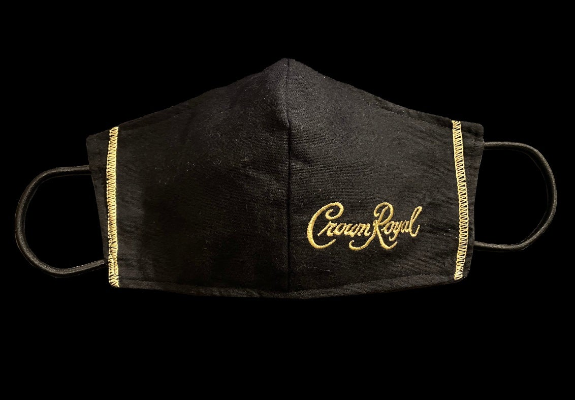 Image of CROWN ROYAL MASKS