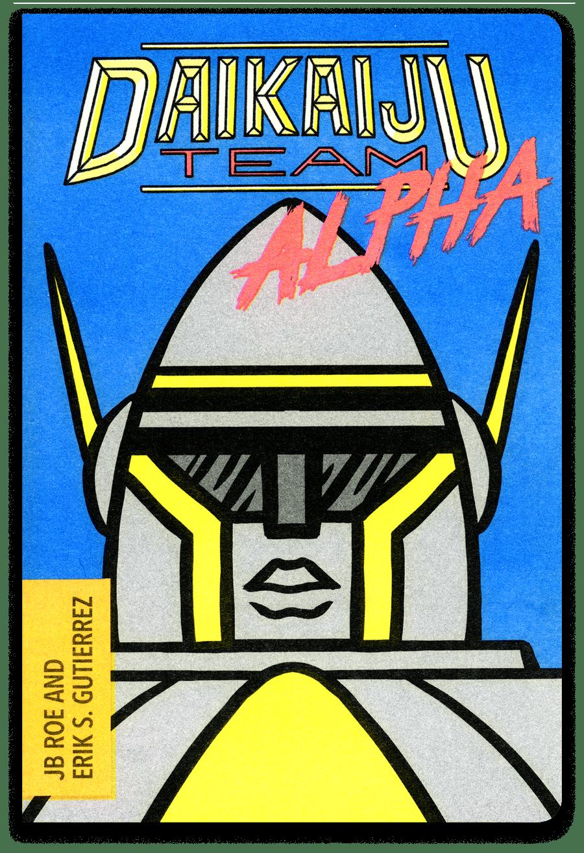 Image of Daikaiju Team Alpha No. 1