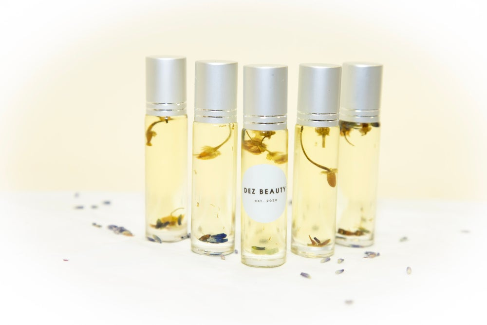 Image of CHILL OUT AROMATHERAPY CRYSTAL ROLLERS