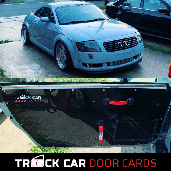 Image of Audi TT MK1 Full Door Card - Track Car Door Cards