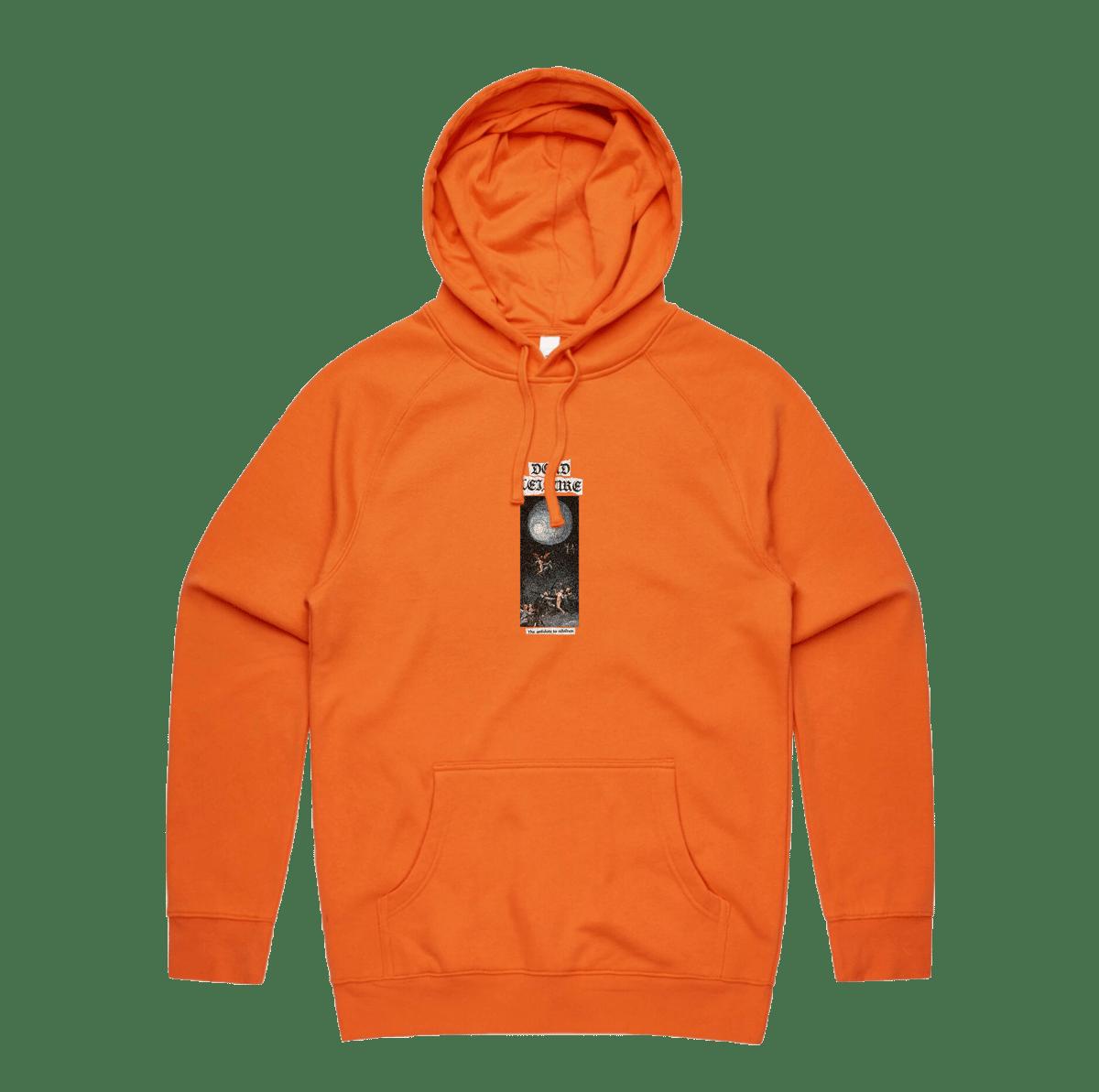Antidote to Nihilism Hoodie - Orange