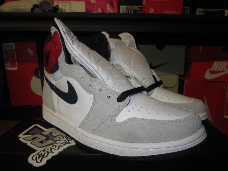 "Image of Air Jordan I (1) Retro High ""Smoke Grey"""