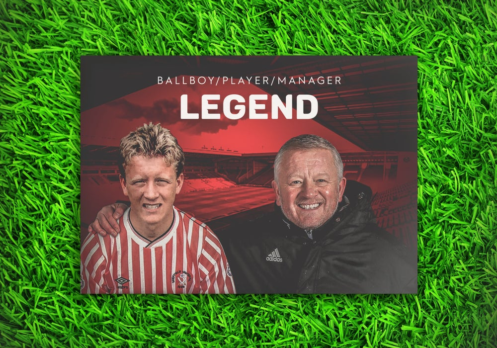 Ballboy/Player/Manager - Legend