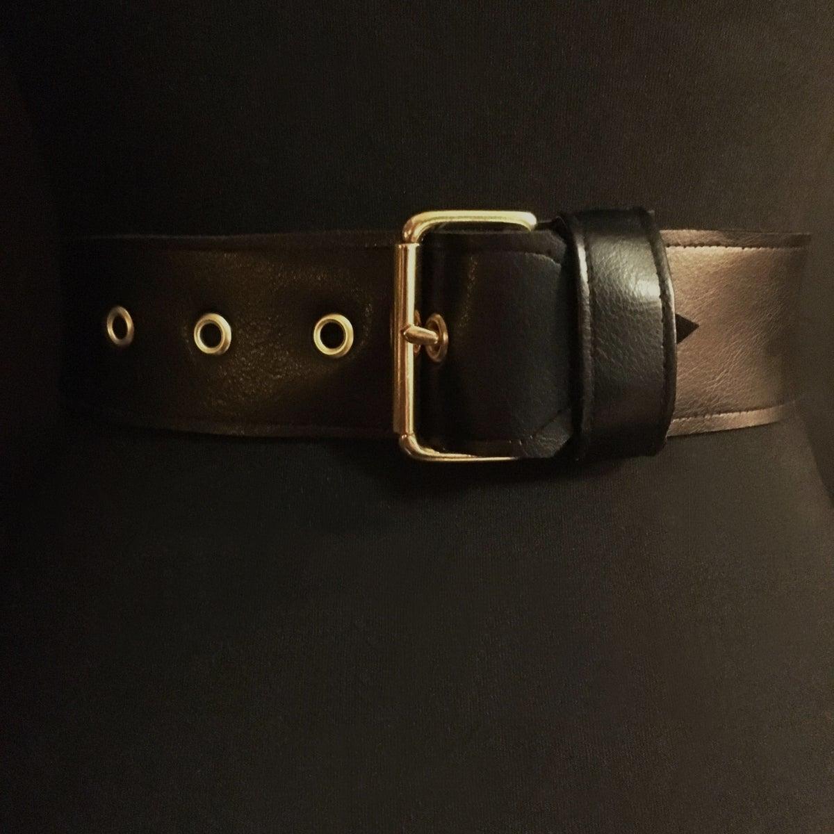 Infinity waist belt cincher