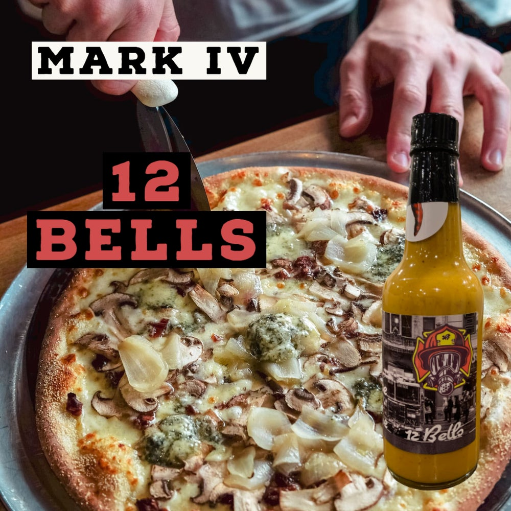 Image of MARK IV - The 12 bells