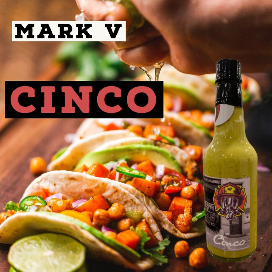 Image of MARK V - CINCO