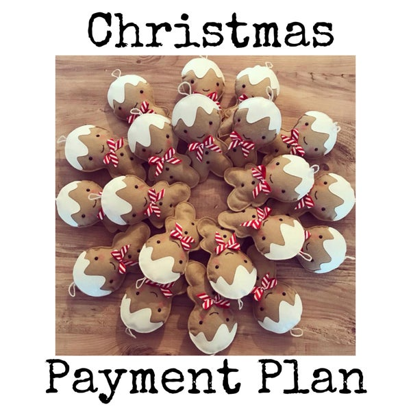 Image of Christmas Payment Plan Deposit