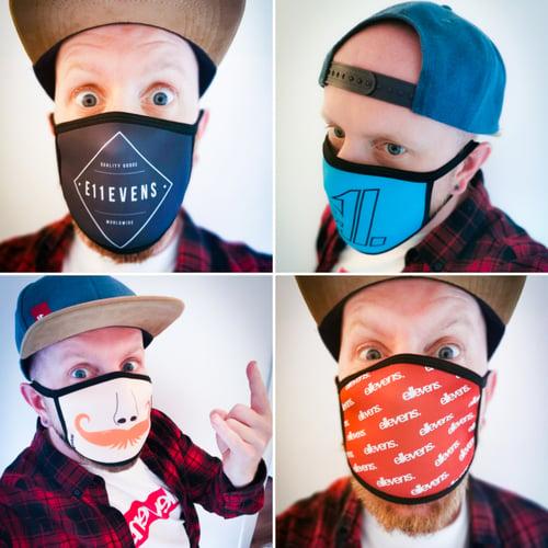 Image of E11evens premium face masks