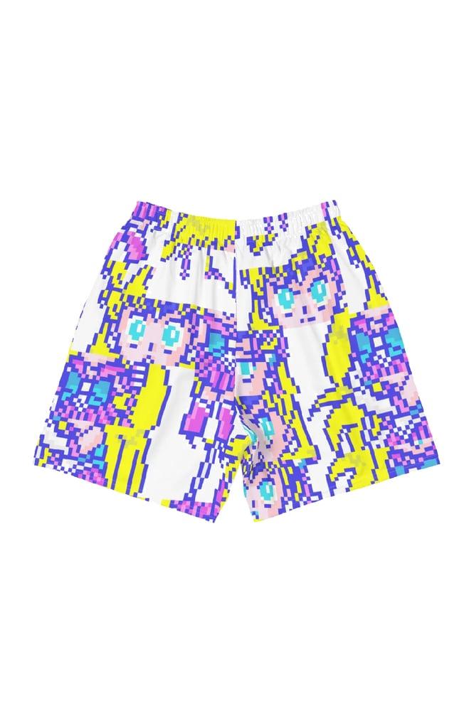 Image of  BISHōJO夢® Athletic Long Shorts