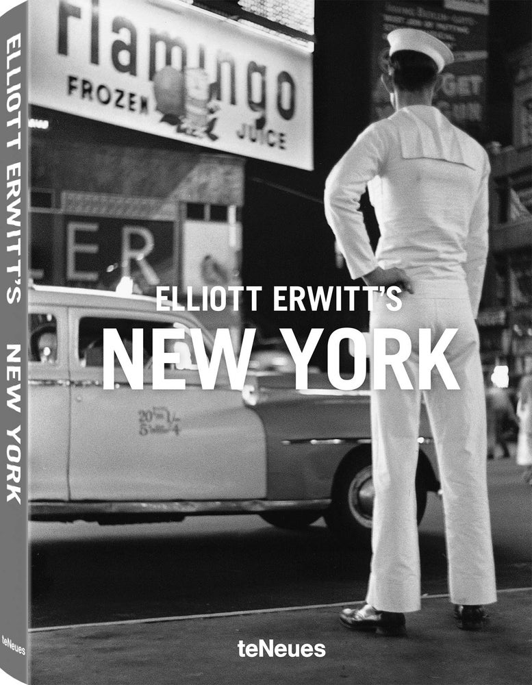 Image of Elliott Erwitt's New York