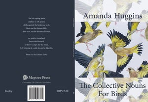 The Collective Nouns for Birds by Amanda Huggins