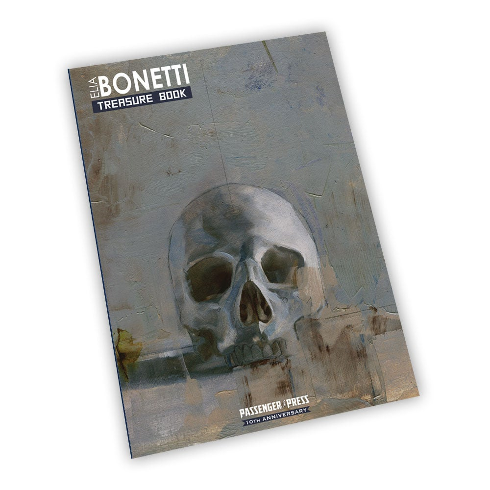 Elia Bonetti Treasure Book
